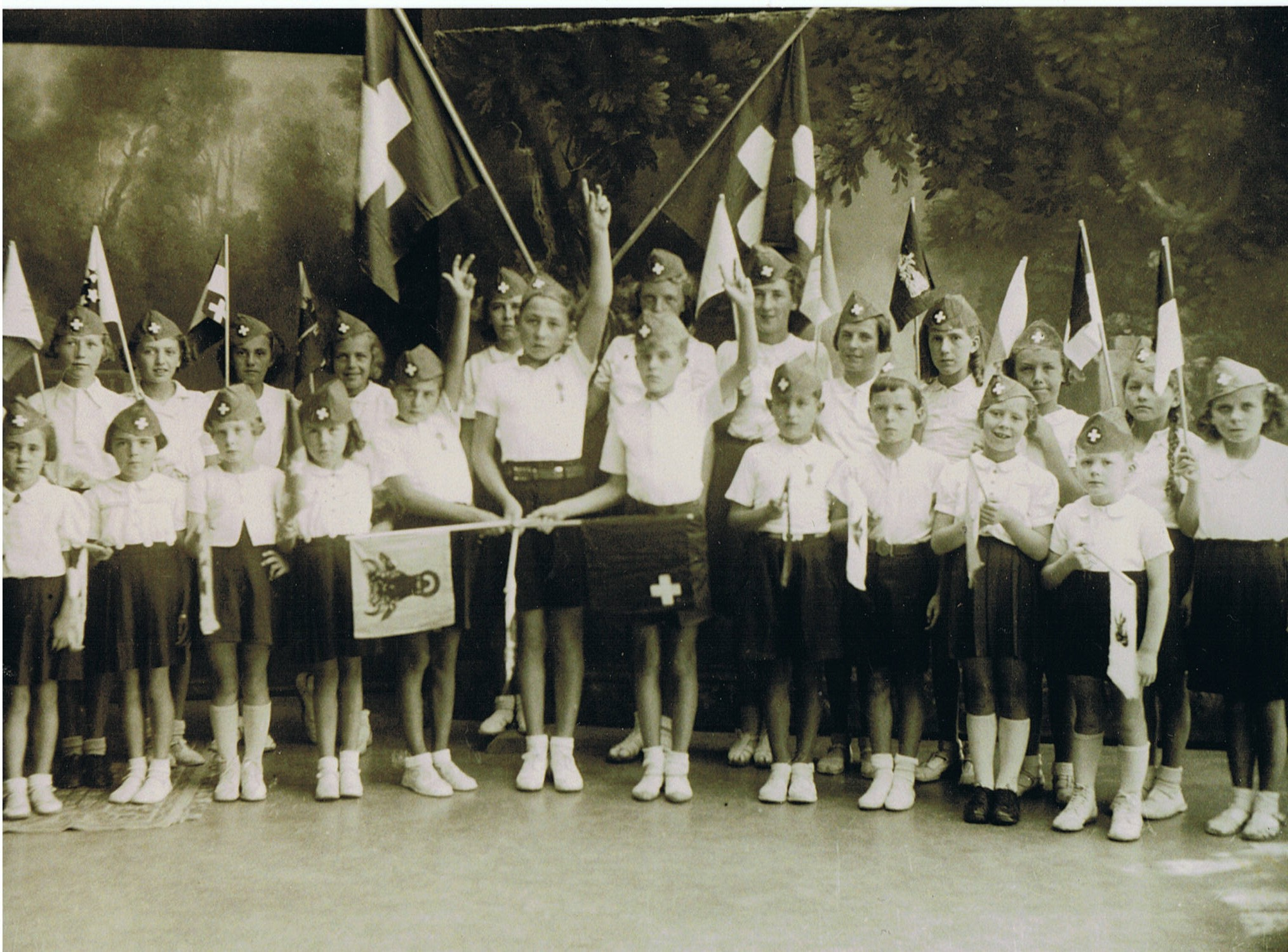 Amicale suisse 1943